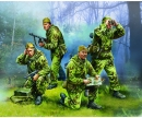 1:72 WWII Soviet Reconnaissance Team