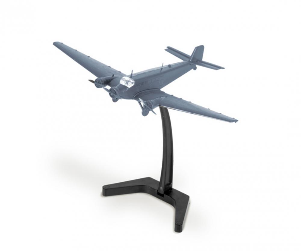 Zvezda 500786139 1:200 WWII Ju-52 Transport Flugzeug