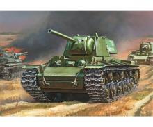 1:100 WWII Soviet Heavy Tank KV-1