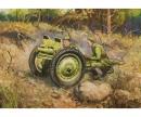 carson 1:72 WWII Soviet 76-mm Gun