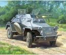 carson 1:100 Sd. Kfz. 222 Armored Car