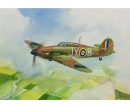 "carson 1:144 British Fighter ""Hurricane Mk-1"""