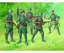 carson 1:72 German Regular Infantry 1939-42