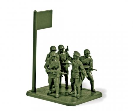 carson 1:72 Soviet Regular Infantry 1941-42
