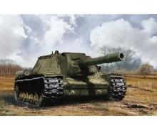 carson 1:100 Self-propelled Gun SU-152