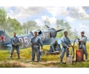 1:72 Soviet airforce ground crew