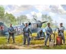carson 1:72 Soviet airforce ground crew