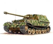 carson 1:100 Sd.Kfz.184 Ferdinand HeavyTank Des