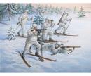 1:72 Soviet Skiers