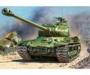 carson 1:100 IS-2 Heavy Soviet Tank WWII