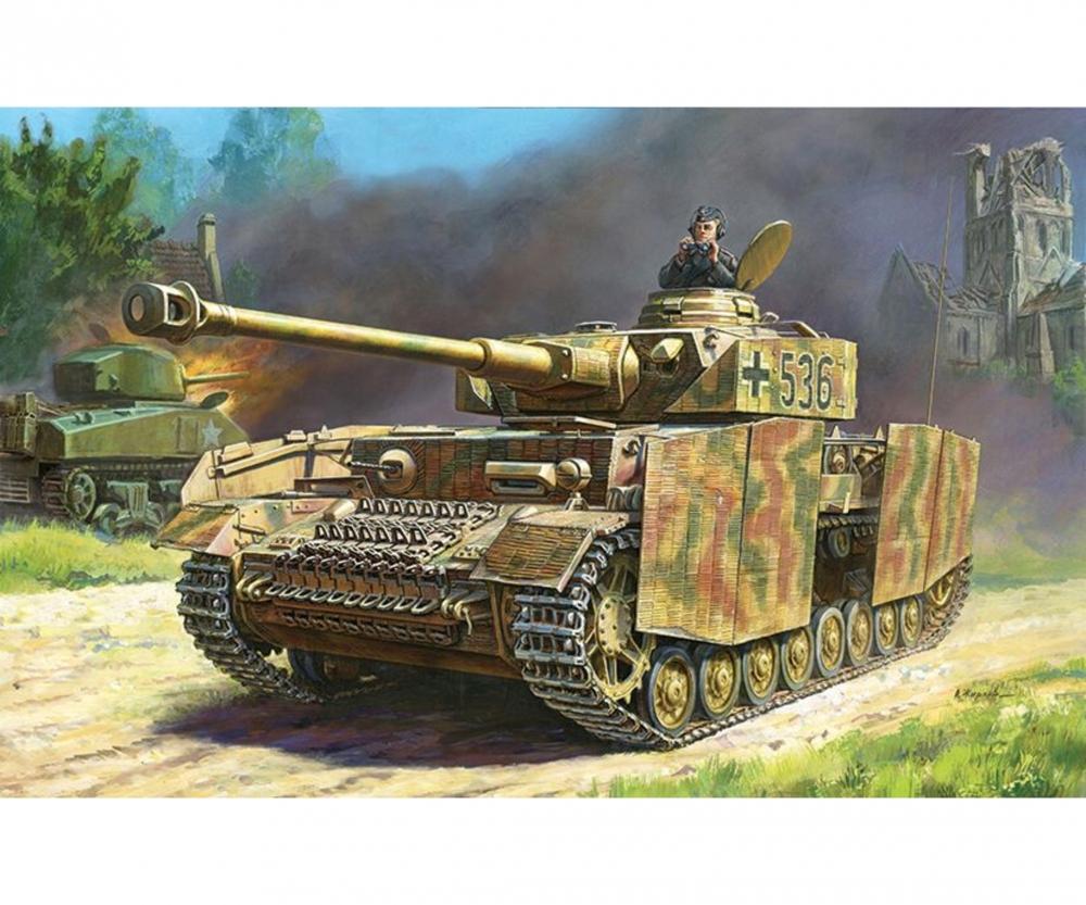 Panzer IV Ausf H cutaway | MilitaryImages.Net