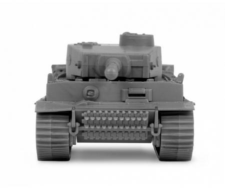 carson 1:100 Tiger I - German Heavy Tank
