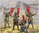 1:72 Hist.Jap.Samurai-Archers