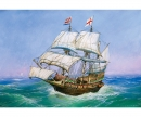 "carson 1:350 English Galleon ""Golden Hind"""