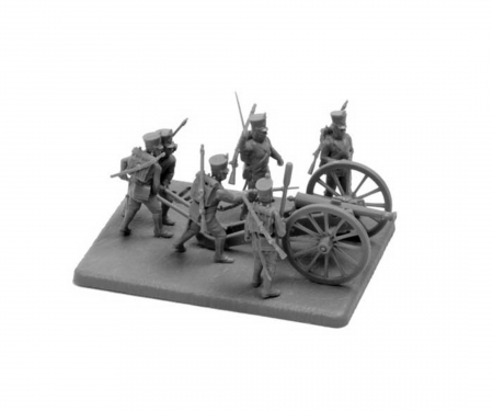 carson 1:72 French Foot Artillery