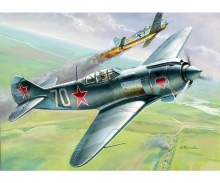 1:72 Lavotchkin LA-5 FN Sov.Figh