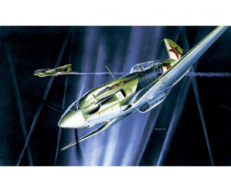 1:72 MIG-3 Soviet Fighter WA