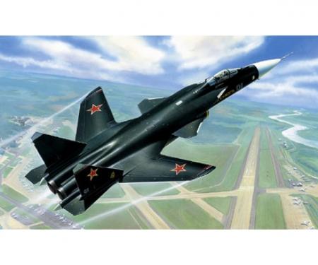 1:72 Fighter Jet Sukhoi SU-47 Berkut
