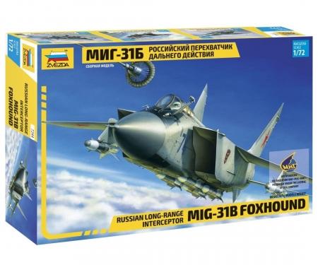 1:72 MIG-31B Long-Ran.Rus.Interc