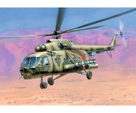 1:72 Sov. MIL MI-17 HIP-H Helicopter