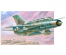 carson 1:72 Fighter Jet MiG-21BIS Fishbed-L