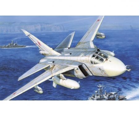 1:72 Combat Bomber SUKHOI SU-24