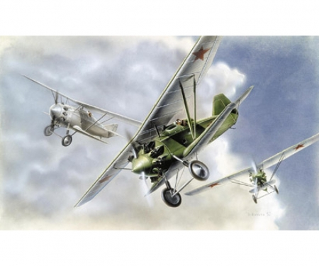 1:72 ANT-5 Soviet Fighter