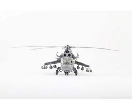 1:72 Mil Mi-24A Hind Fly Infantry