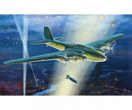 1/72 TB-7 Soviet Bomber 1939-1945 (RR)