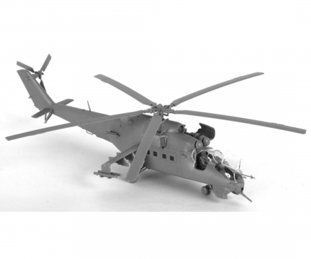 """carson 1:72 Helicopter Mi-24V """"Hind"""" C"""