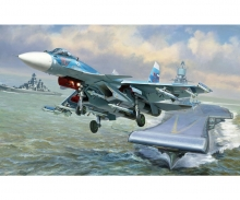 carson 1:72 Sukkoi SU-33 Russian Naval Fighter