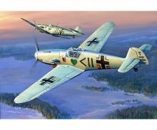carson 1:72 WWII Ger.Fig.Messerschmitt BF-109F2