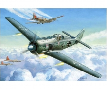 carson 1:72 WWII Ger. Fighter Focke Wolf 190 A4