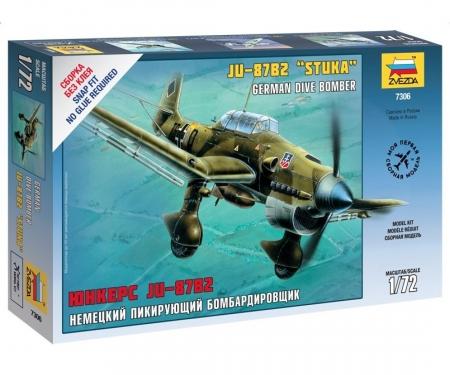1:72 Junkers JU-87 B-2 Stuka