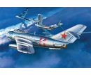 "carson 1:72 MIG-17 ""Fresco"" Soviet Fighter"