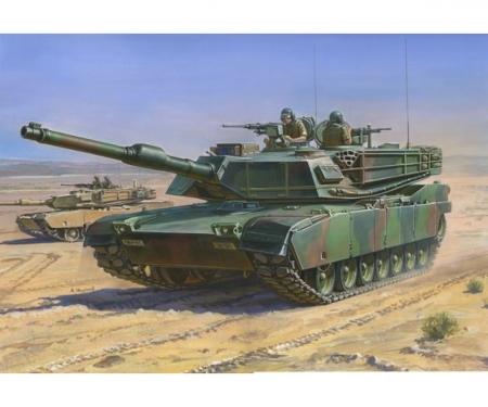 1:100 M1A1 Abrams U.S. Main Battle Tank