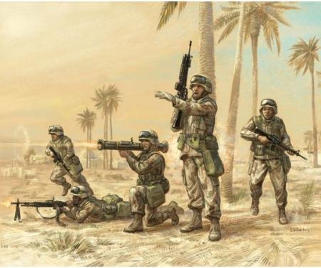 1:72 U.S. Modern Infantry