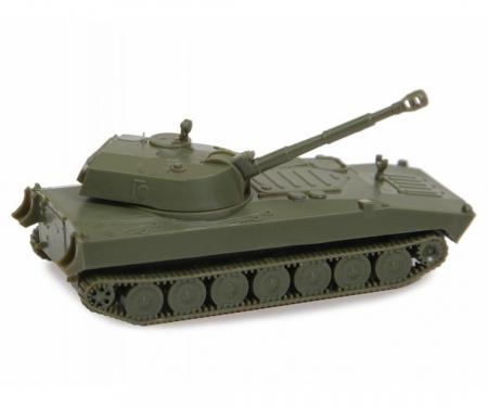 carson 1:100 Sov.Self Propelled 122-mm GVOZDIKA