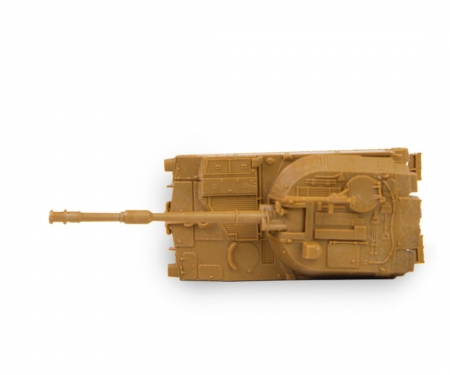 carson 1:100 US Self Propelled Gun M-109