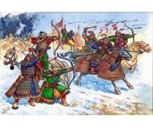1:72 Mongol Riders (WA)