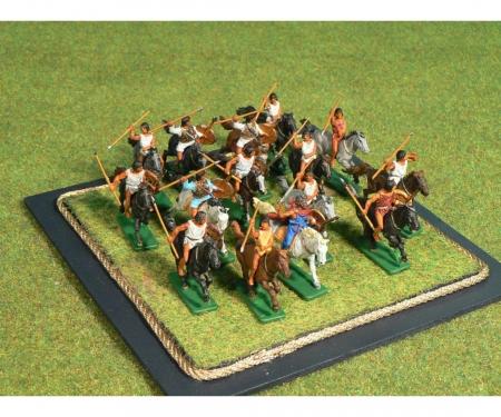 carson 1:72 Carthaginian Cavalry III - I B.C.