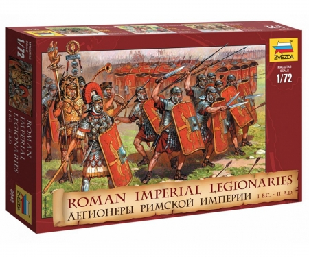carson 1:72 Roman Imperial Infantry