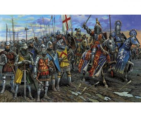 1:72 Englisch Knights