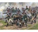 carson 1:72 Rus. Heavy Artill. w/Crew 1812