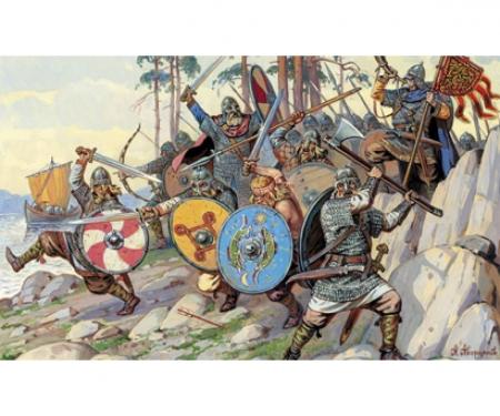 carson 1:72 Vikings
