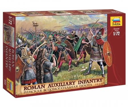 carson 1:72 Roman Auxiliary Infantry