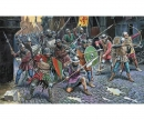 1:72 French Infantry 100 Years War