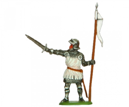 carson 1:72 French Infantry 100 Years War