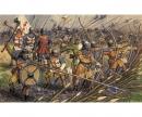 1:72 English Infantry 100 Years War