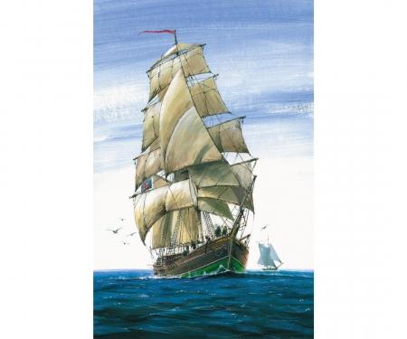 carson 1:100 English Brigantine